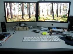 stanowisko pracy w biurze